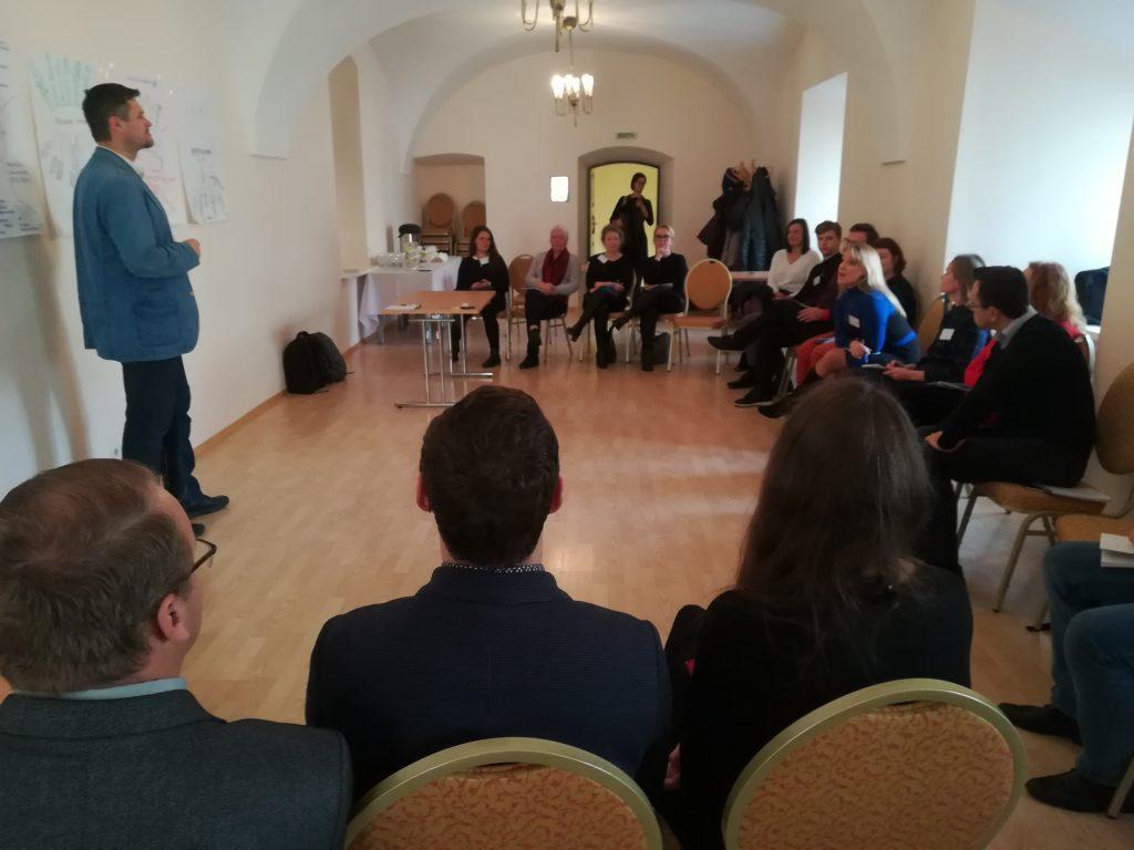 """Mokymai """"NVO advokacija nacionaliniu lygiu"""", 2018-11-10"""